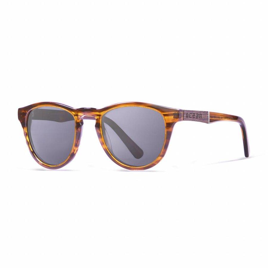 Sonnenbrille von Ocean AMERICA - braun