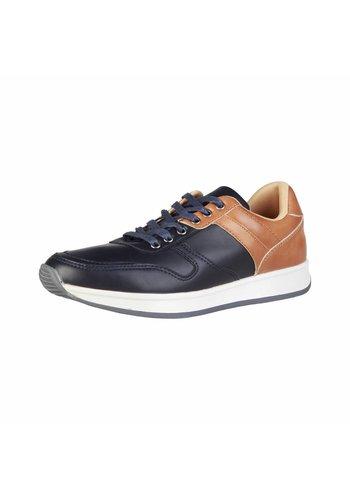 Duca di Morrone Sneaker van Duca di Morrone HARVIE - orange/blauw