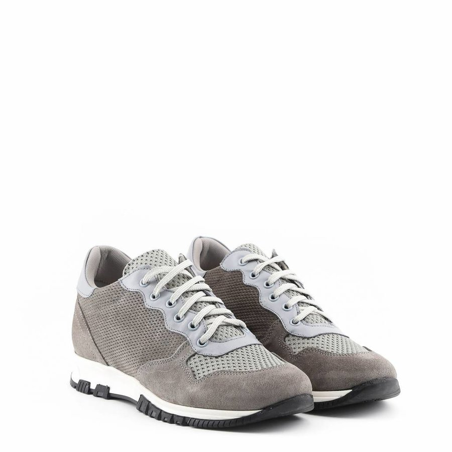 Sneaker von Made in Italia RAFFAELE - grau