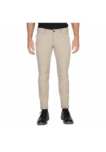 Oxford University Broek van Oxford University - beige