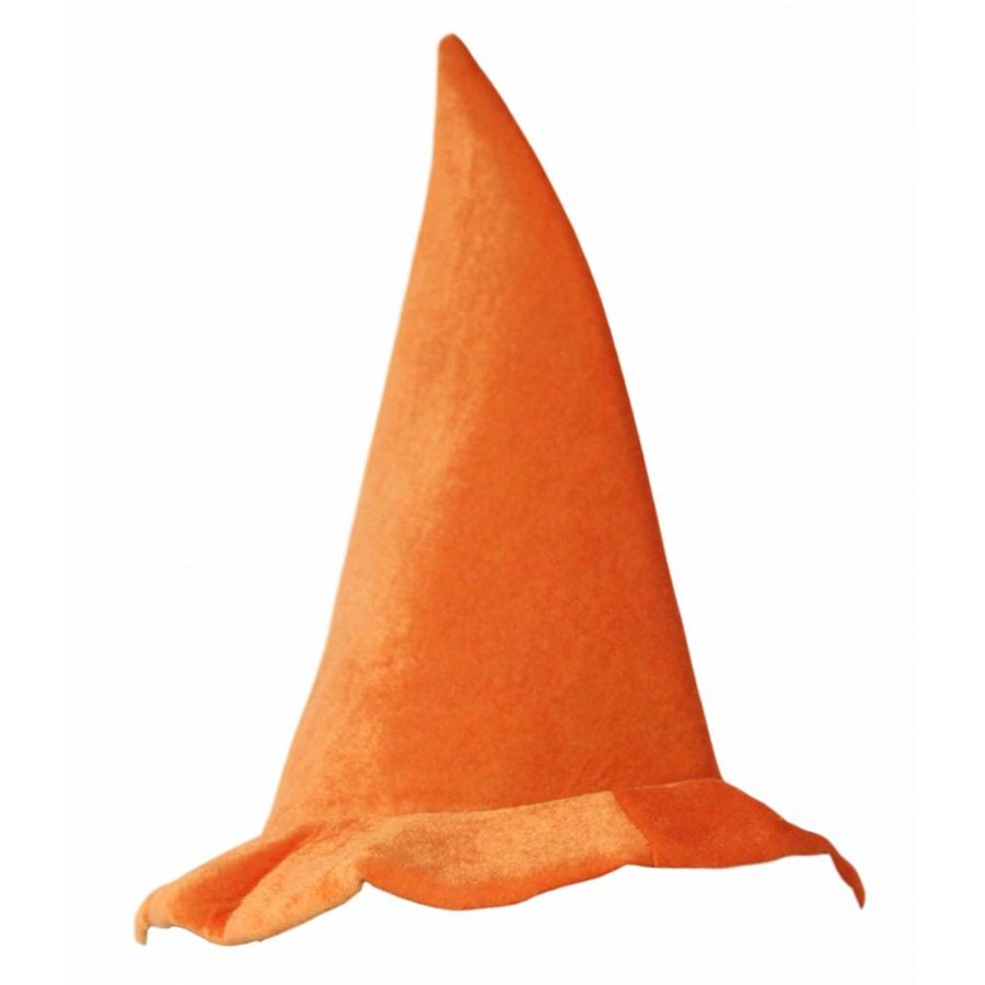 Oranje puntmuts