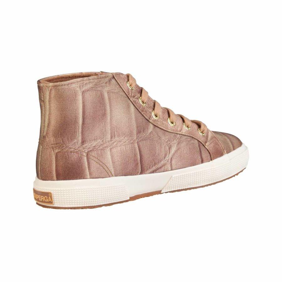 Sneaker von Superga - gold / beige