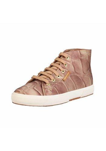 Superga Sneaker von Superga - gold / beige