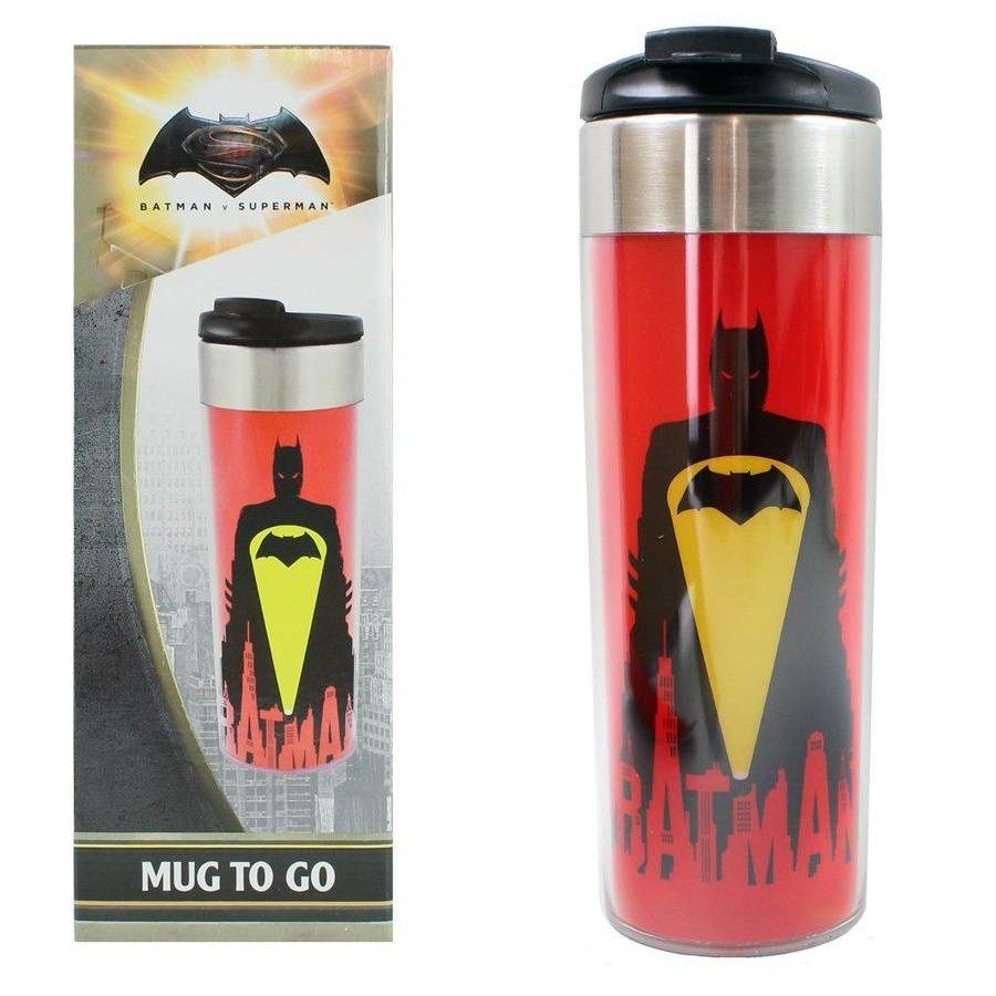 Drinkbeker- Reisbeker - Mug to go - 400 ml