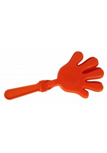 Neckermann Orange Hände klatschen