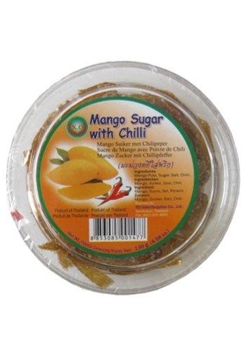 X.O Mango met Suiker en Chili - 130 gram