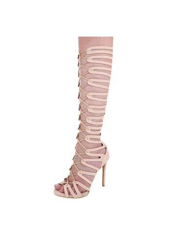 Neckermann Damen Offener High Heel - beige