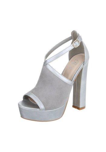 Neckermann Chaussure Ladies Open - gris