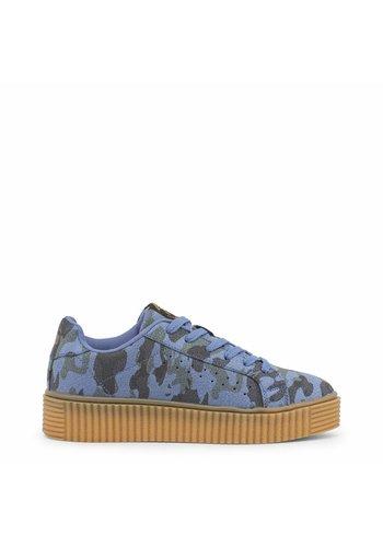 Xti Damen Sneaker - blau