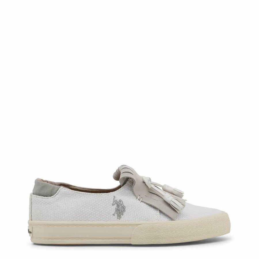 Damen Loafers - weiß