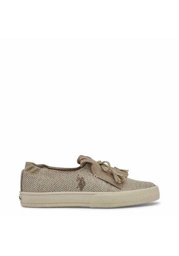 U.S. Polo Damen Loafers - braun
