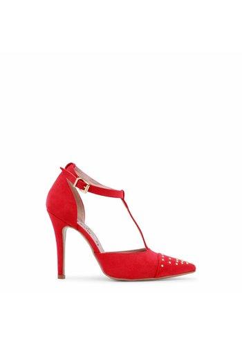 Paris Hilton Dames Hoge hakken - rood