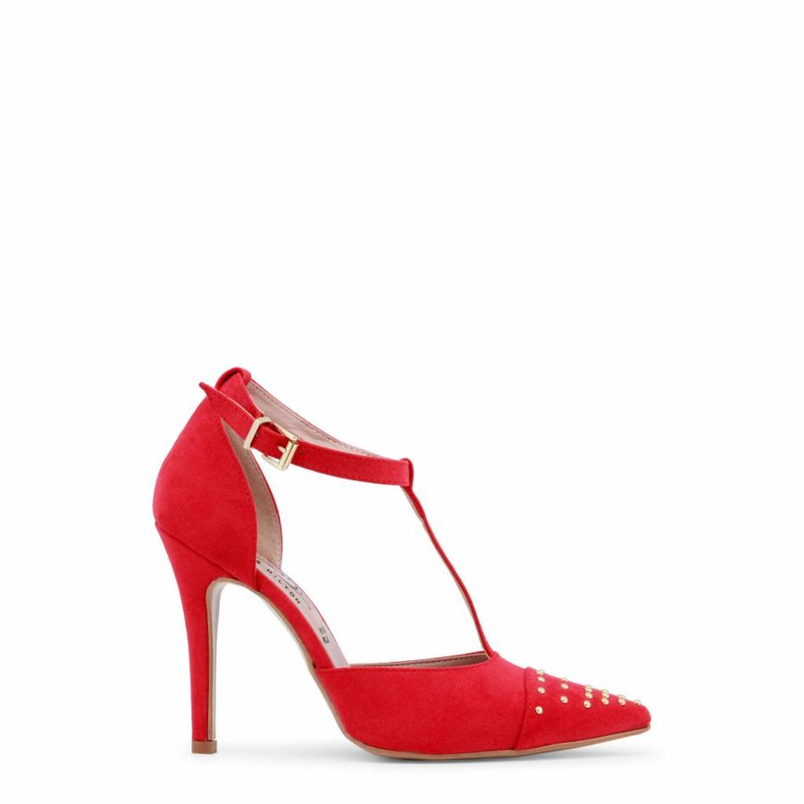 Damen High Heels - rot