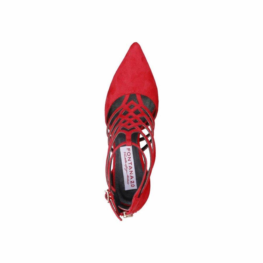 Damen High Heels von Fontana 2.0 STELLA - rot