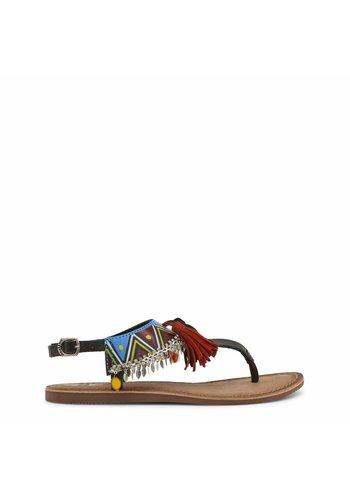 Gioseppo Dames Sandaal - zwart