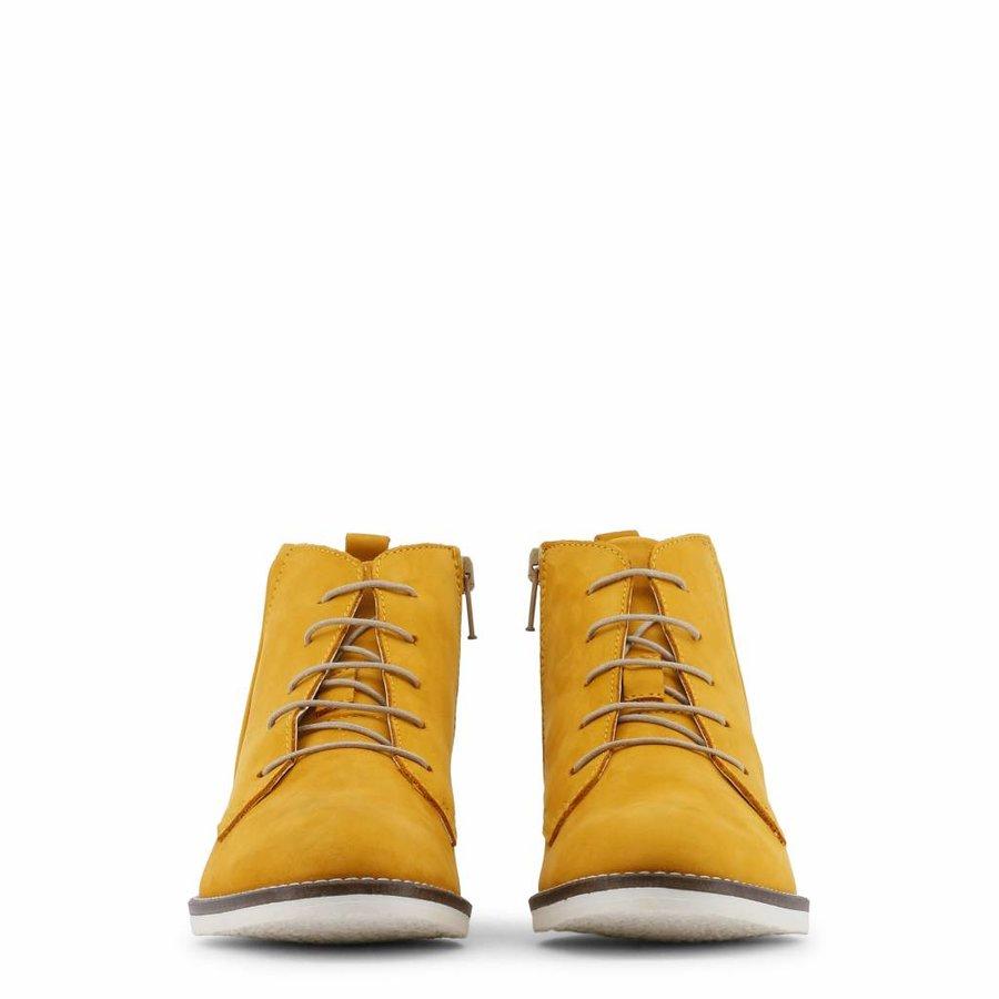 Ladies Dressed Schuhe - gelb
