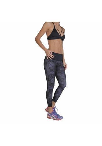 Elle Sport Dames Trainingsbroek - grijs
