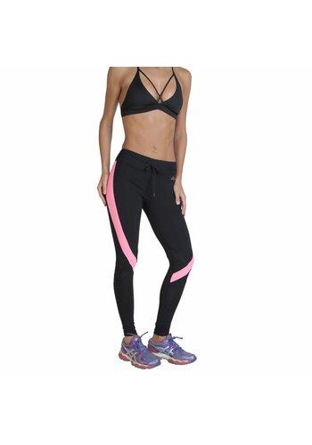 Elle Sport Pantalon d'entraînement pour dames - noir