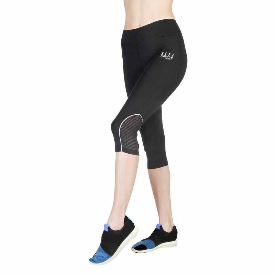 Damen Trainingshose - schwarz