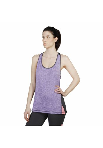 Elle Sport Top pour femme - violet