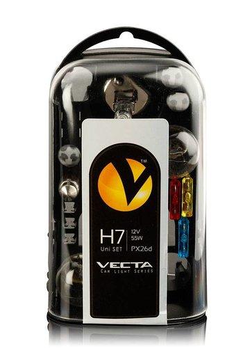Vecta Lampenset H7