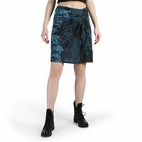 Damenrock von Desigual - blau