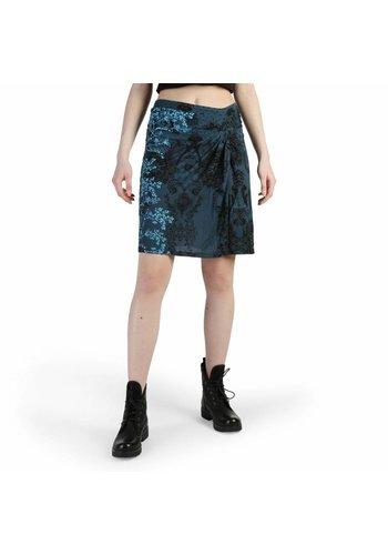 Desigual Ladies Skirt par Desigual - bleu