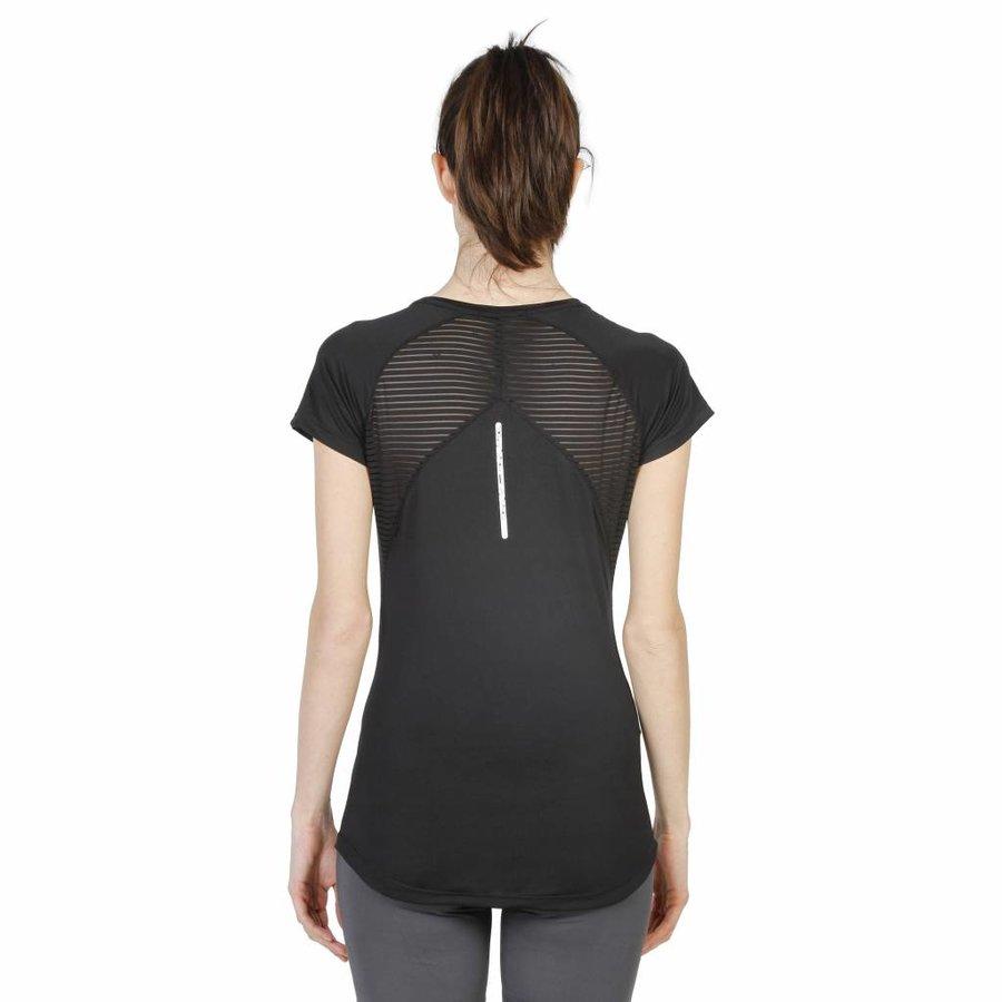 Damen Sport Shirt von Elle - schwarz