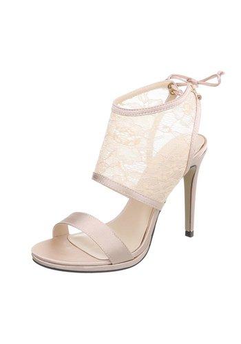 Neckermann Dames Open schoen - beige