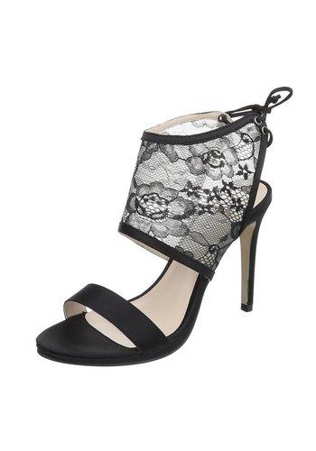 Neckermann Dames Open schoen - zwart