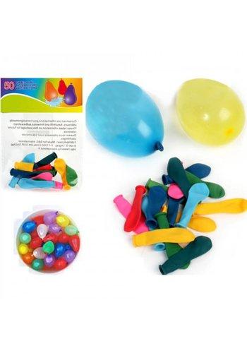 Neckermann Waterballonnen - 50 stuks