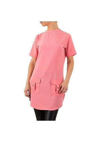 CODE PINK Dames Tuniek van Code Pink - roze