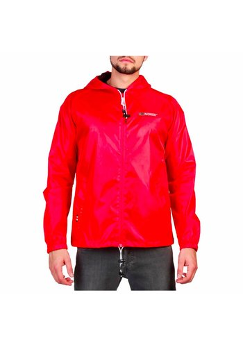 Geographical Norway Männer Jack Boat Mann - rot