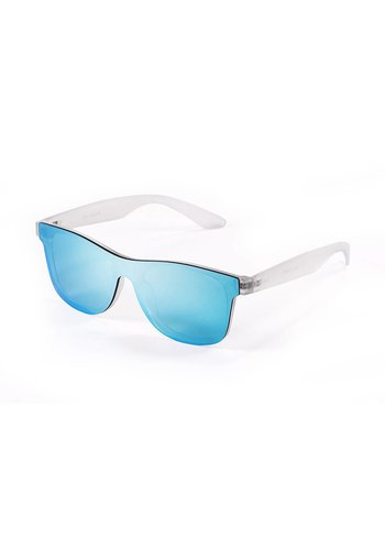 Ocean Sunglasses Lunettes de soleil unisexes - bleu