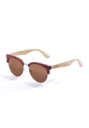 Ocean Sunglasses Lunettes de soleil unisexes - marron