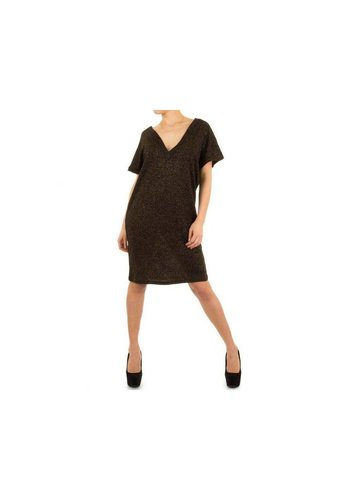 JULIE BY JCL Damen Kleid von Julie By Jcl - black