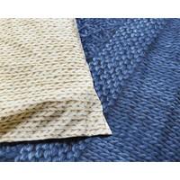Dekbedovertrek - Indigo Knit Blue