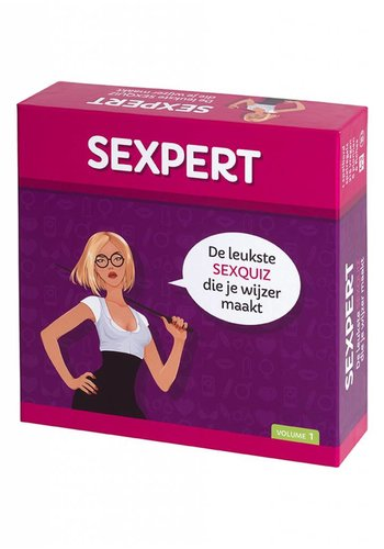 Tease & please Sexpert Quiz Volume 1 NL