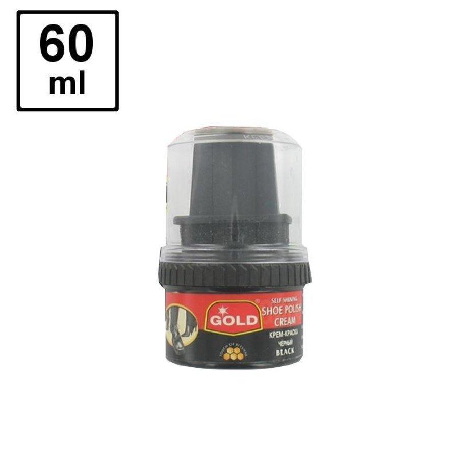 Schoenpoets - zwart- 60 ml