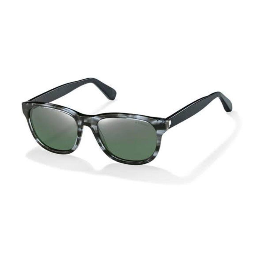 Sonnenbrille - grün