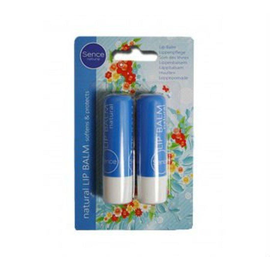 Lippenbalsem - 2 x 4,8 g