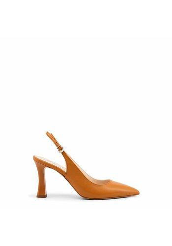 Made in Italia Dames Hoge hakken - bruin