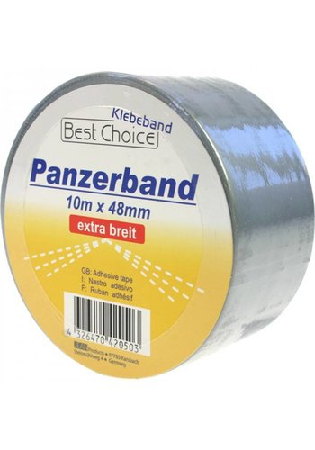 Best Choice Ducttape - 10m x 48mm