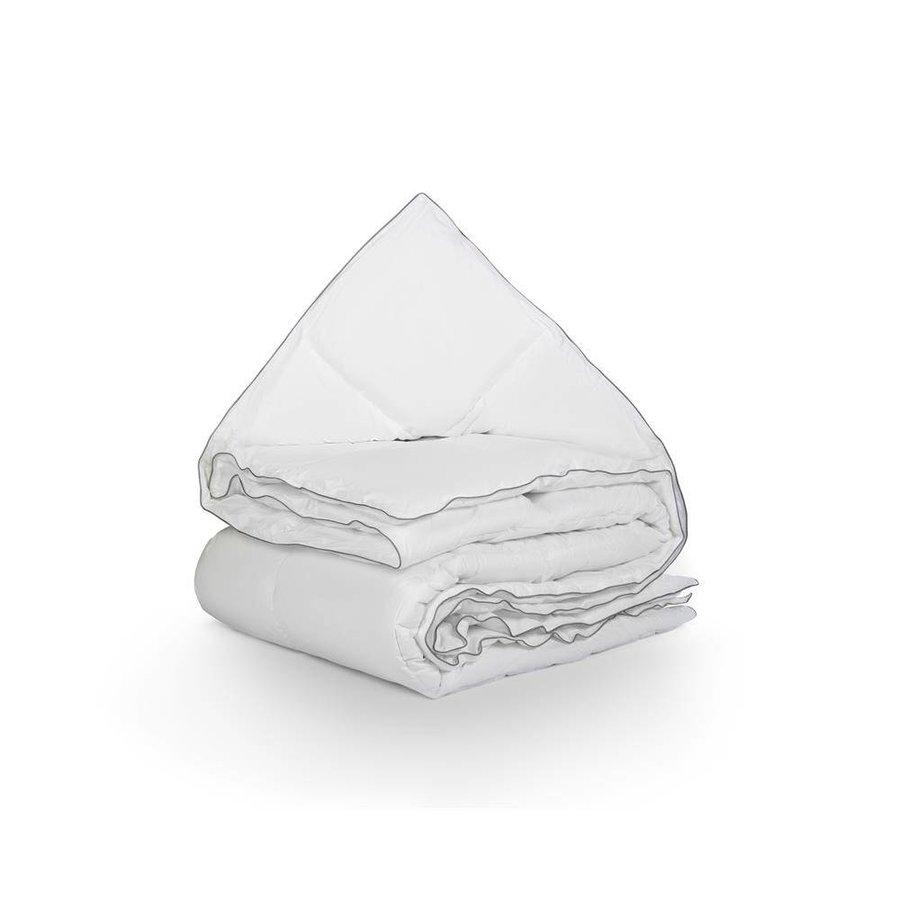 Percale Cotton Touch Mono White