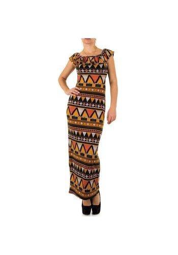 Noemi Kent Damen Kleid von Noemi Kent - senf