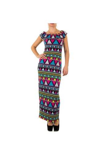 NOEMI KENT Robe de dame par Noemi Kent - multi couleurs