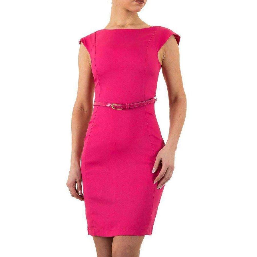 Damen Kleid von Marc Angelo - pink