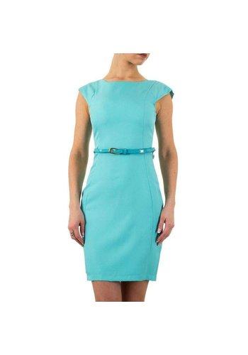 MARC ANGELO Ladies Dress par Marc Angelo - bleu