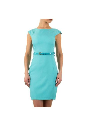 Neckermann Ladies Dress par Marc Angelo - bleu