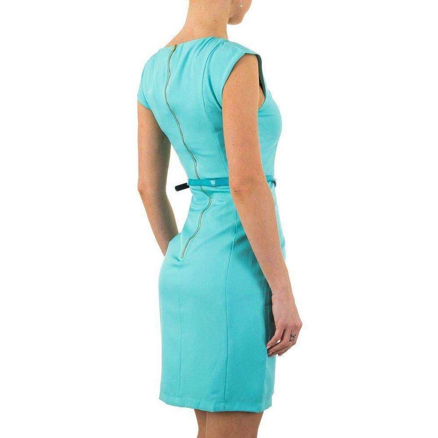 Damen Kleid von Marc Angelo - blau